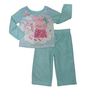 Peppa Pig 2 Piece Pajama Set 18M